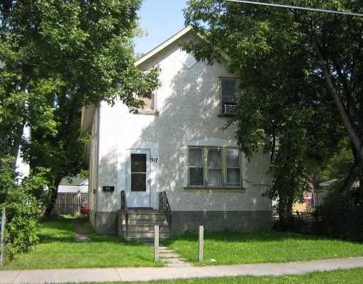Main Photo: 317 MAGNUS Avenue in WINNIPEG: North End Residential for sale (North West Winnipeg)  : MLS®# 2918595