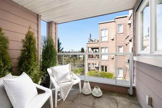"""Photo 16: 310 2025 STEPHENS Street in Vancouver: Kitsilano Condo for sale in """"STEPHENS COURT"""" (Vancouver West)  : MLS®# R2567263"""