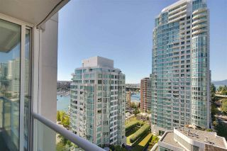 """Photo 9: 1602 1500 HOWE Street in Vancouver: Yaletown Condo for sale in """"THE DISCOVERY"""" (Vancouver West)  : MLS®# R2101112"""