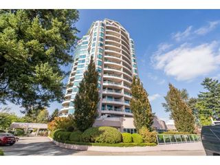 """Photo 2: 1105 33065 MILL LAKE Road in Abbotsford: Central Abbotsford Condo for sale in """"Summit Point"""" : MLS®# R2505069"""