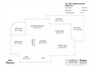 """Photo 19: 18 5661 LADNER TRUNK Road in Ladner: Hawthorne Condo for sale in """"OAK GLEN TERRACE"""" : MLS®# V1128699"""