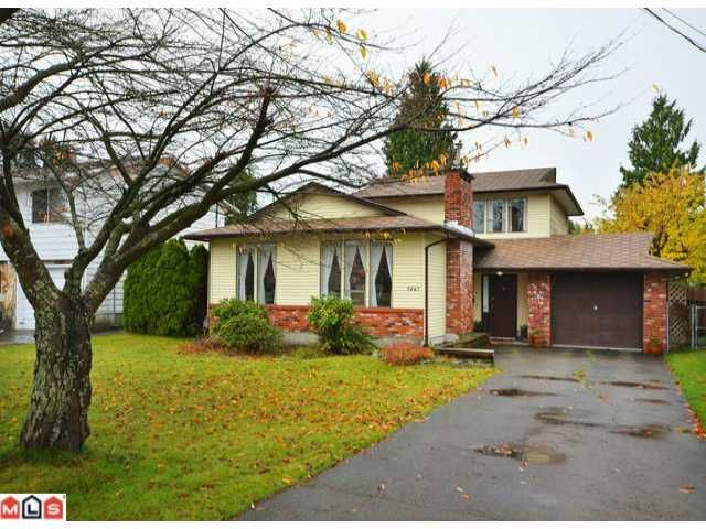 Main Photo: 9447 127TH Street in Surrey: Queen Mary Park Surrey House for sale : MLS®# F1227947