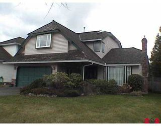 """Photo 1: 12373 NORTHPARK in Surrey: Panorama Ridge House for sale in """"Boundary Bay"""" : MLS®# F2703938"""