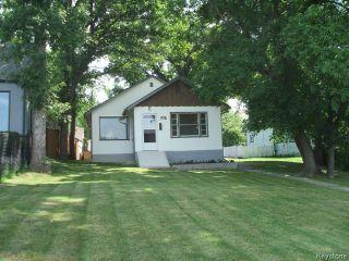 Photo 1: 376 Enfield Crescent in WINNIPEG: St Boniface Residential for sale (South East Winnipeg)  : MLS®# 1416900