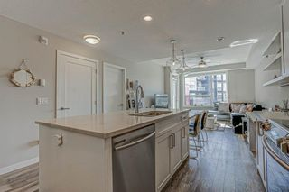 Photo 16: 205 8530 8A Avenue SW in Calgary: West Springs Apartment for sale : MLS®# A1080205