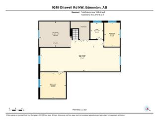 Photo 46: 9248 OTTEWELL Road in Edmonton: Zone 18 House for sale : MLS®# E4254840