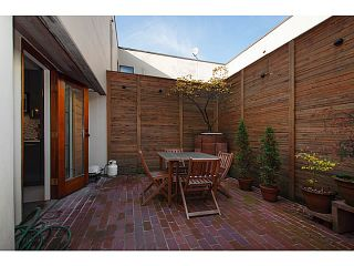 """Photo 12: 3 503 E PENDER Street in Vancouver: Mount Pleasant VE Townhouse for sale in """"Jackson Gardens"""" (Vancouver East)  : MLS®# V1035790"""