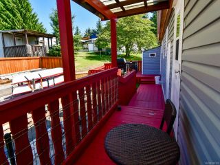 Photo 36: 50 1160 Shellbourne Blvd in CAMPBELL RIVER: CR Campbell River Central Manufactured Home for sale (Campbell River)  : MLS®# 829183