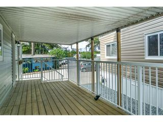 """Photo 27: 14 24330 FRASER Highway in Langley: Otter District Manufactured Home for sale in """"Langley Grove Estates"""" : MLS®# R2518685"""