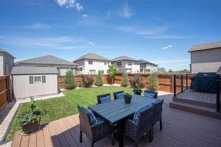 Photo 47: 35 Fisette Place in Winnipeg: Sage Creek Residential for sale (2K)  : MLS®# 202114910