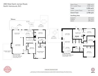 Photo 35: 490 W ST. JAMES Road in North Vancouver: Delbrook House for sale : MLS®# R2573820