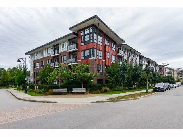 """Main Photo: 103 23215 BILLY BROWN Road in Langley: Fort Langley Condo for sale in """"Waterfront at Bedford Landing"""" : MLS®# F1420525"""