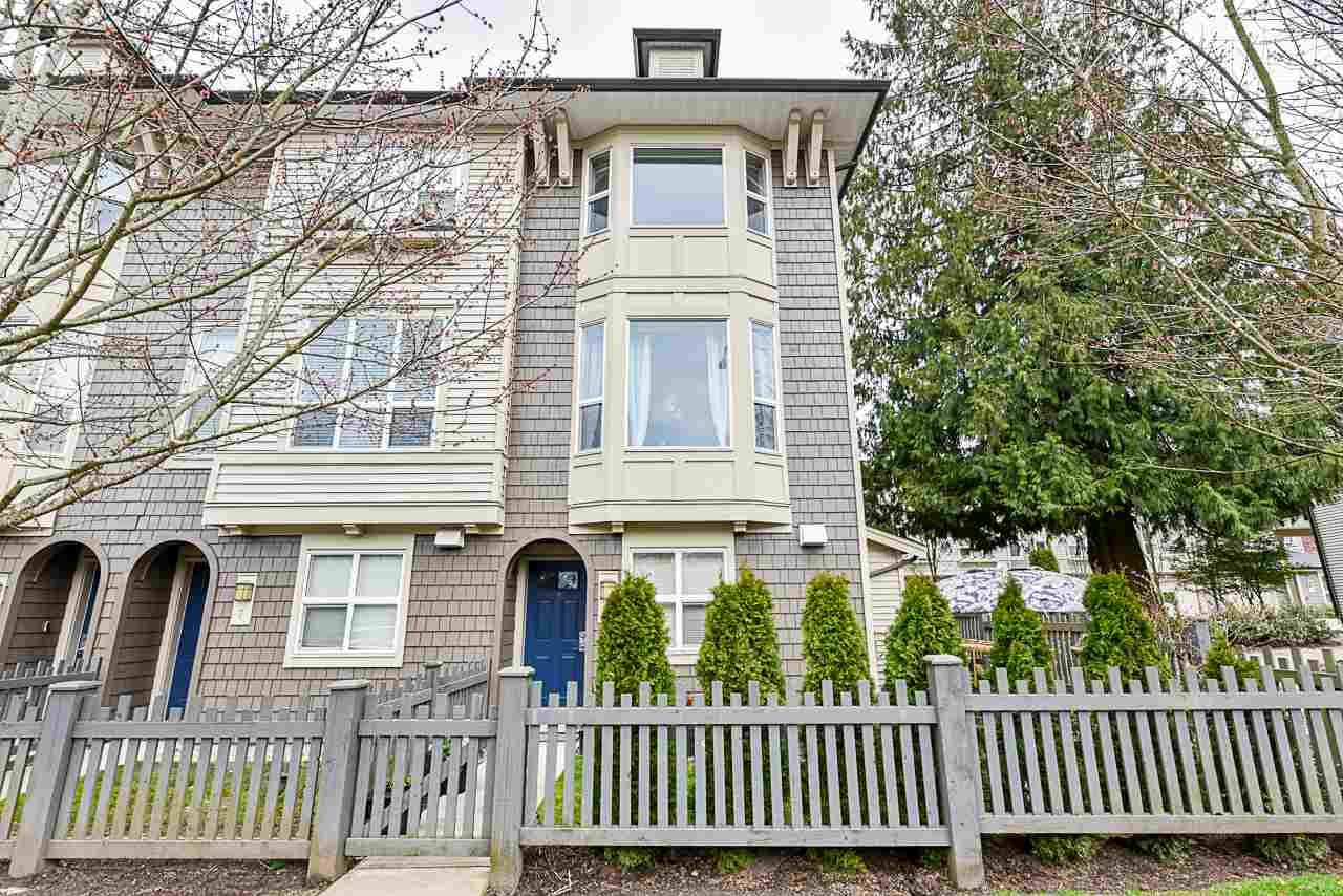 """Main Photo: 6 7938 209 Street in Langley: Willoughby Heights Townhouse for sale in """"Red Maple Park"""" : MLS®# R2561075"""