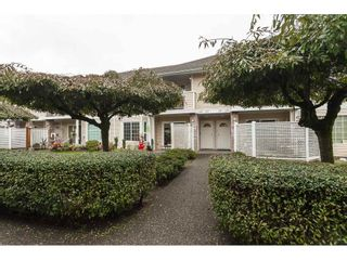 """Photo 1: 136 5641 201 Street in Langley: Langley City Townhouse for sale in """"The Huntington"""" : MLS®# R2409027"""