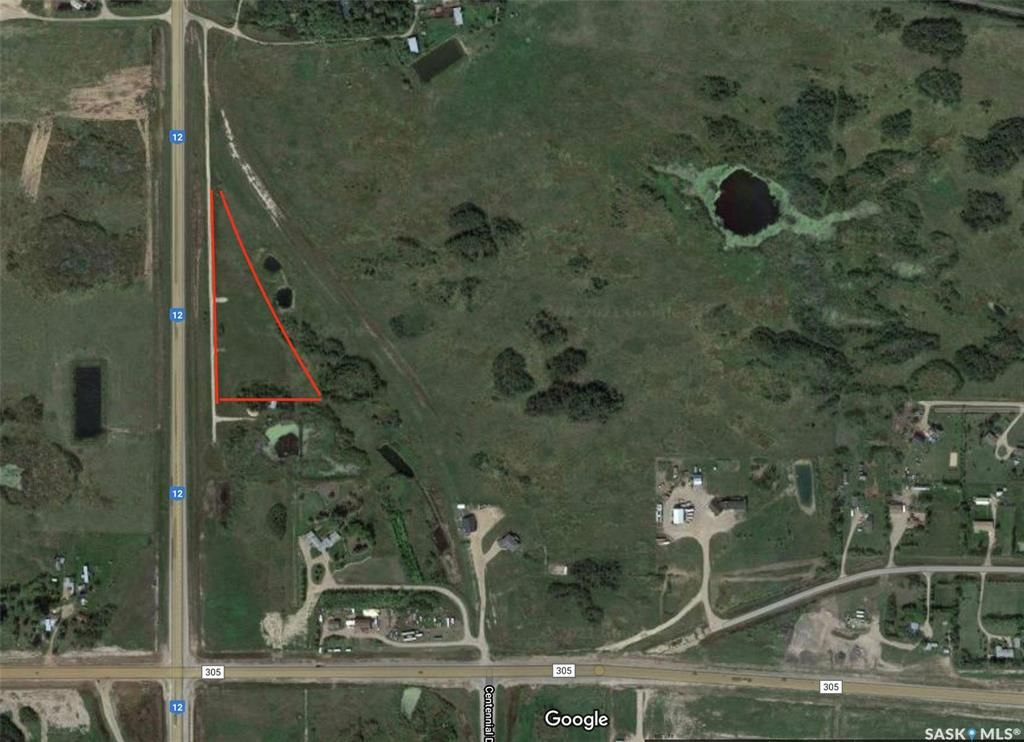 Main Photo: 9.91 Acres on Hwy 12 in Corman Park: Lot/Land for sale (Corman Park Rm No. 344)  : MLS®# SK846869