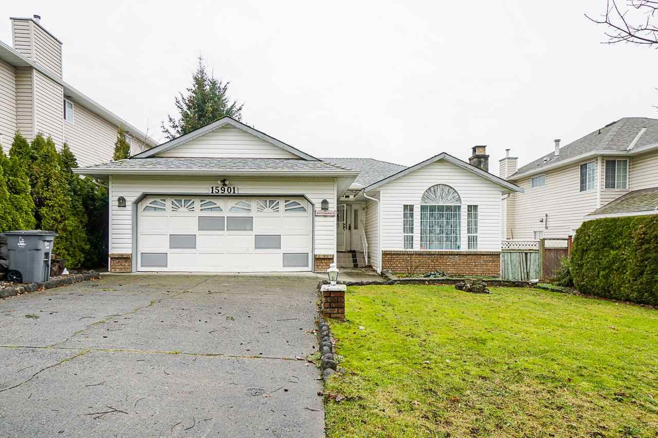 Main Photo: 15901 88A Avenue in Surrey: Fleetwood Tynehead House for sale : MLS®# R2535986