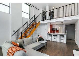 Photo 4: 401 1 E CORDOVA Street in Vancouver: Downtown VE Condo for sale (Vancouver East)  : MLS®# V1090568