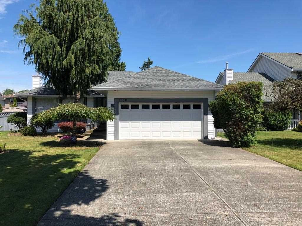 """Main Photo: 15531 91A Avenue in Surrey: Fleetwood Tynehead House for sale in """"BERKSHIRE PARK"""" : MLS®# R2552903"""