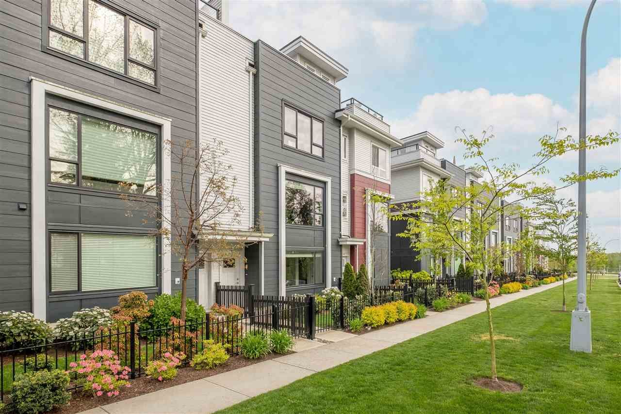 """Main Photo: 164 2280 163 Street in Surrey: Grandview Surrey Townhouse for sale in """"SOHO"""" (South Surrey White Rock)  : MLS®# R2572389"""