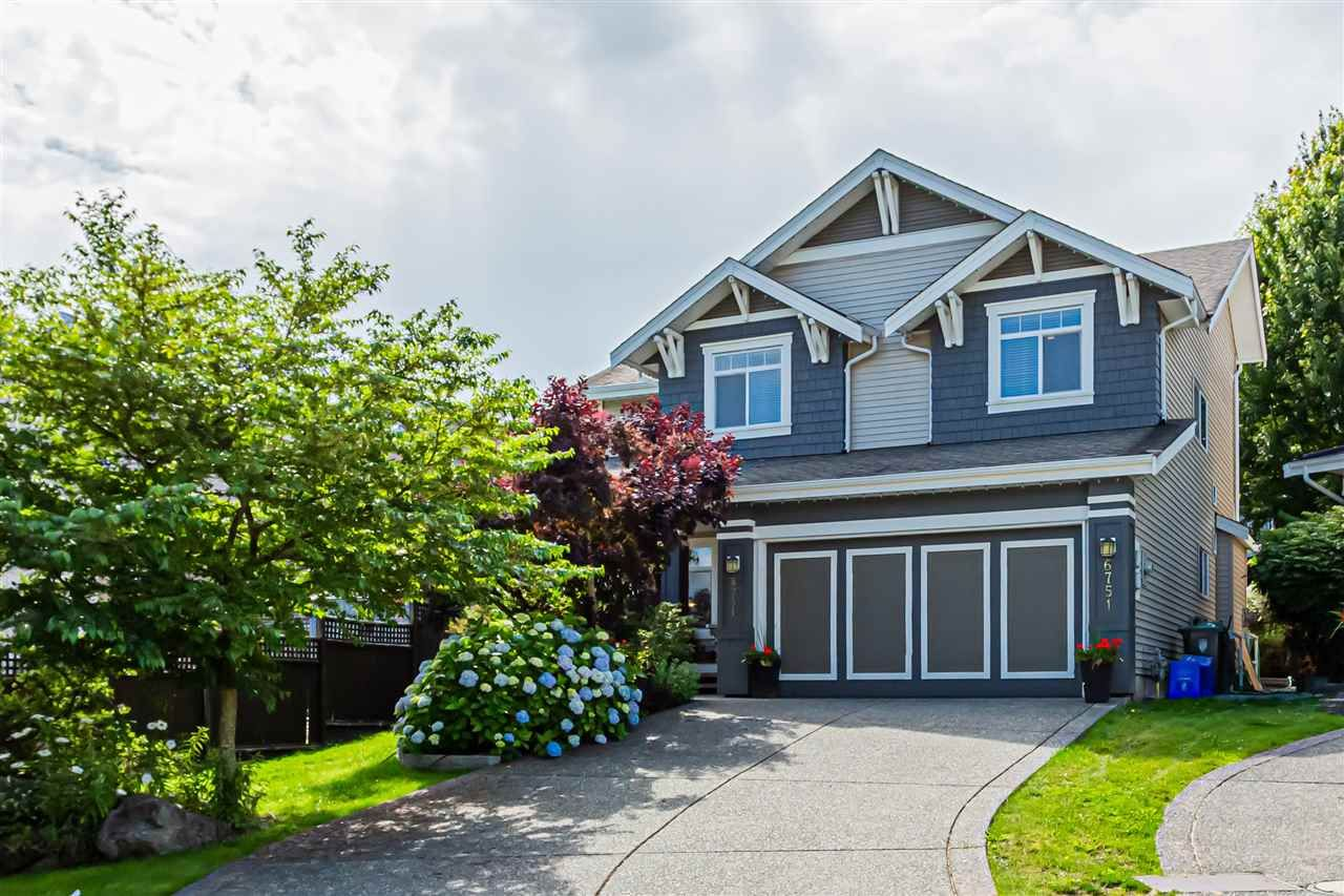 "Main Photo: 6751 204B Street in Langley: Willoughby Heights House for sale in ""TANGLEWOOD"" : MLS®# R2557425"