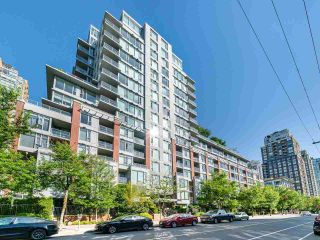 """Photo 1: 409 1133 HOMER Street in Vancouver: Yaletown Condo for sale in """"H&H"""" (Vancouver West)  : MLS®# R2582062"""