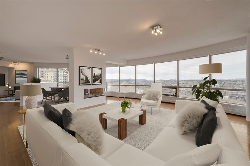 Main Photo: 2101 1088 6 Avenue SW in Calgary: Downtown West End Apartment for sale : MLS®# A1102804