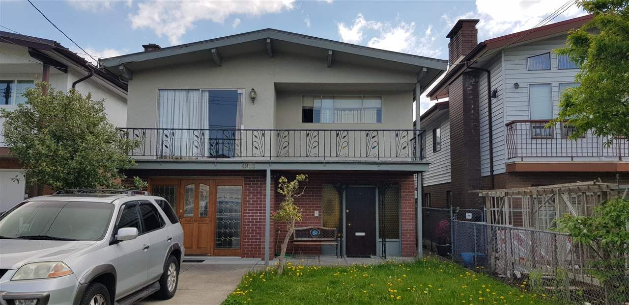 """Main Photo: 4932 EARLES Road in Vancouver: Collingwood VE House for sale in """"Colingwood"""" (Vancouver East)  : MLS®# R2574403"""