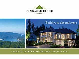 Photo 1: 2030 RIDGE MOUNTAIN Drive: Anmore Land for sale (Port Moody)  : MLS®# V1117326