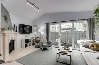 "Photo 3: 2411 W 5TH Avenue in Vancouver: Kitsilano Townhouse for sale in ""BALSAM CORNERS"" (Vancouver West)  : MLS®# R2500440"