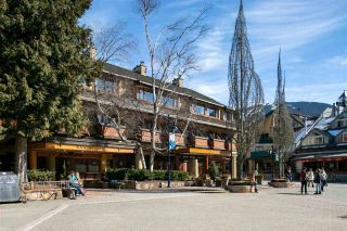 """Main Photo: 212 4220 GATEWAY Drive in Whistler: Whistler Village Condo for sale in """"BLACKCOMB LODGE"""" : MLS®# R2618006"""