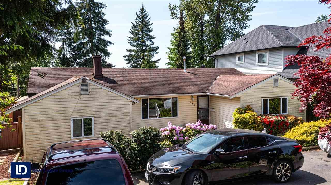 Main Photo: 746 GAUTHIER Avenue in Coquitlam: Coquitlam West House for sale : MLS®# R2577501