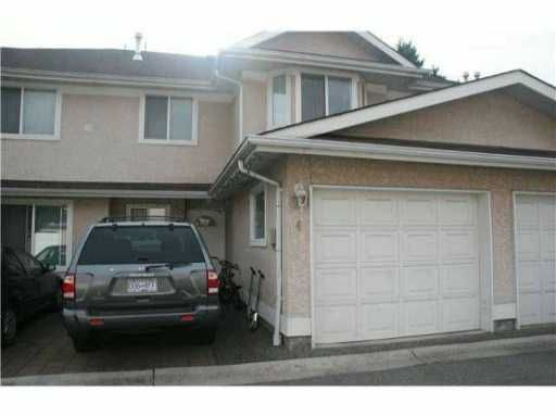 Main Photo: 4 10795 NO 2 Road in Richmond: Steveston North Townhouse for sale : MLS®# V848608