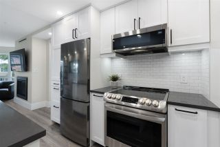 """Photo 3: 205 2428 W 1ST Avenue in Vancouver: Kitsilano Condo for sale in """"NOBLE HOUSE"""" (Vancouver West)  : MLS®# R2591111"""