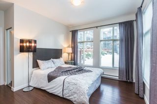 Photo 9: 109 101 MORRISSEY ROAD in Port Moody: Port Moody Centre Condo for sale : MLS®# R2138128