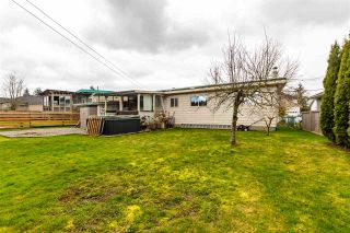 Photo 16: 45603 REECE Avenue in Chilliwack: Chilliwack N Yale-Well House for sale : MLS®# R2542912