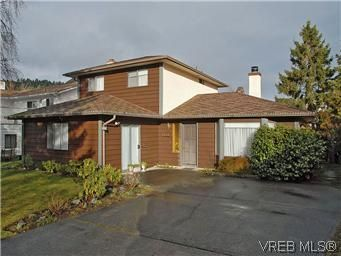 Main Photo: 1534 San Juan Ave in VICTORIA: SE Gordon Head House for sale (Saanich East)  : MLS®# 594747