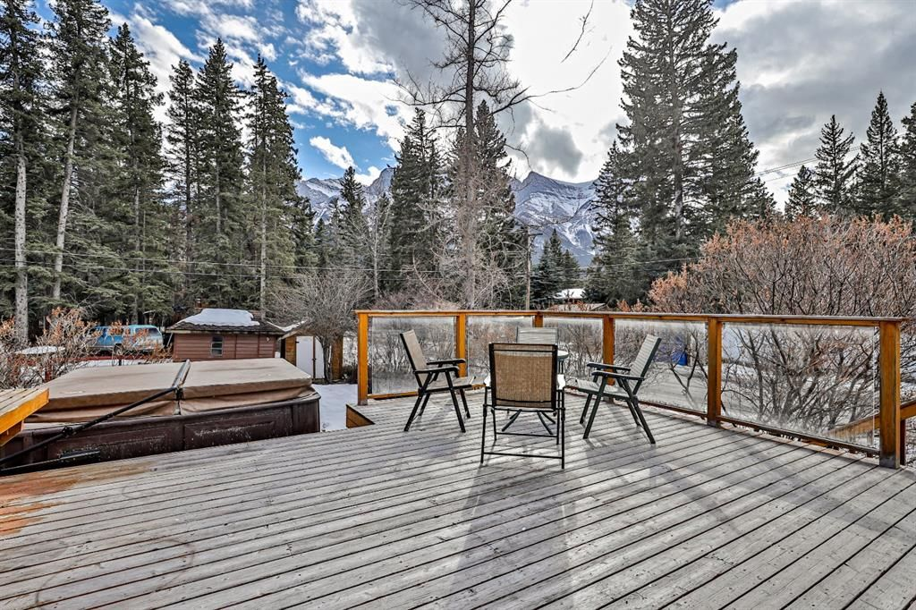 Main Photo: 737A 3rd Street: Canmore Semi Detached for sale : MLS®# A1082370
