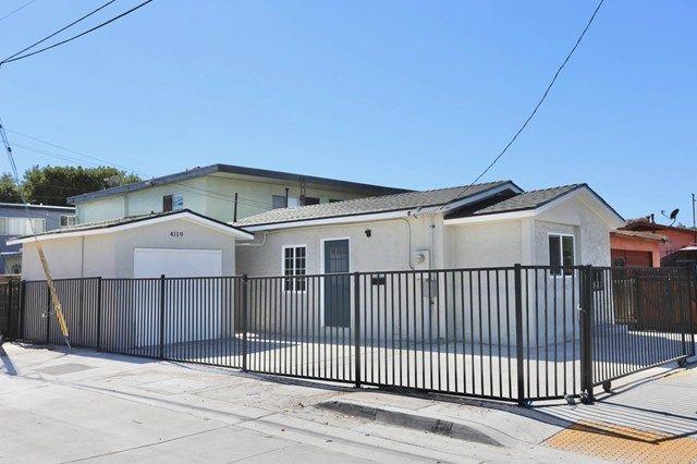 Main Photo: Property for sale: 4119 Orange Avenue in San Diego