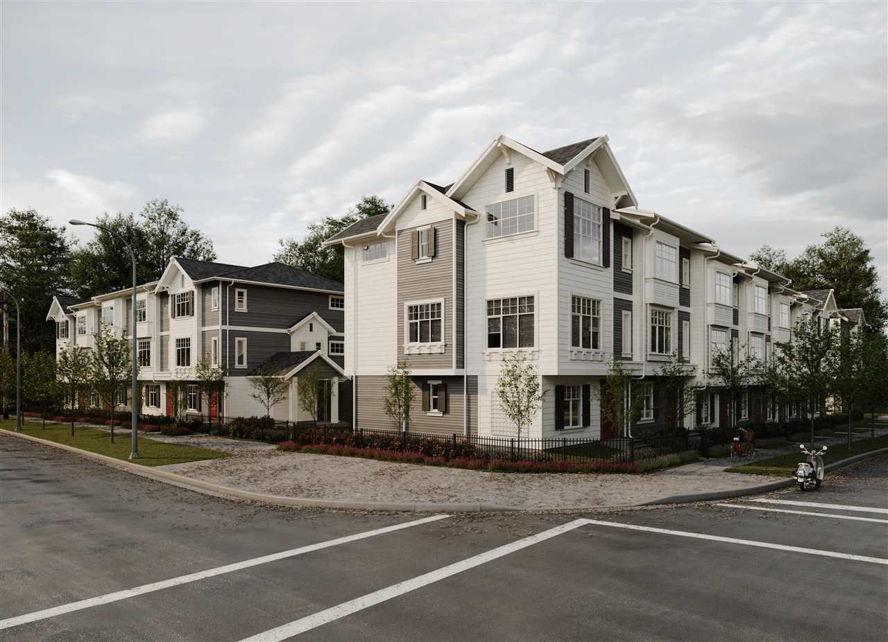 """Main Photo: 18 2033 MCKENZIE Road in Abbotsford: Central Abbotsford Townhouse for sale in """"MARQ"""" : MLS®# R2536148"""