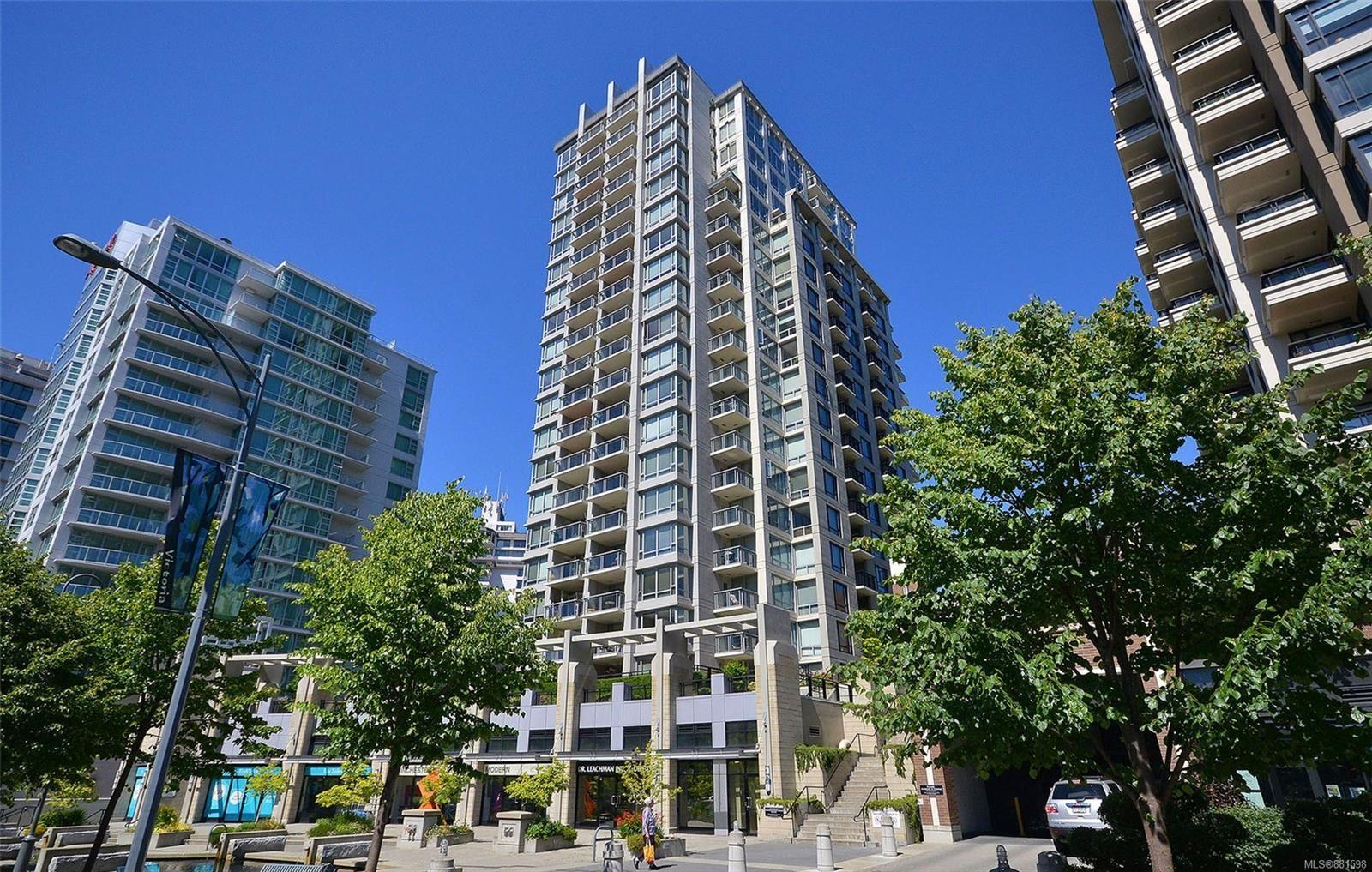 Main Photo: 503 751 Fairfield Rd in : Vi Downtown Condo for sale (Victoria)  : MLS®# 881598