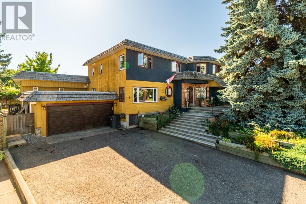 Main Photo: 2550 LAURIER CRESCENT in Prince George: House for sale : MLS®# R2609408