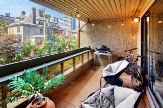 """Photo 4: 323 1500 PENDRELL Street in Vancouver: West End VW Condo for sale in """"Pendrell Mews"""" (Vancouver West)  : MLS®# R2619137"""