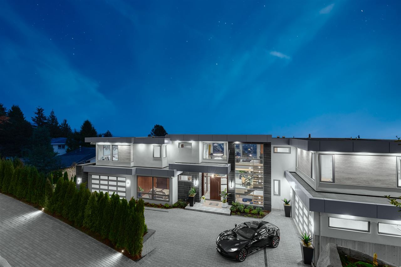 Main Photo: 1430 BRAMWELL Road in West Vancouver: Chartwell House for sale : MLS®# R2542472
