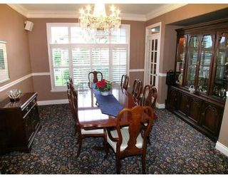 Photo 4: 7964 SUNNYMEDE GT in Richmond: 51 Broadmoor House for sale : MLS®# V625947