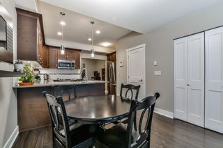 """Photo 5: 114 828 ROYAL Avenue in New Westminster: Downtown NW Townhouse for sale in """"BRICKSTONE WALK"""" : MLS®# R2161286"""