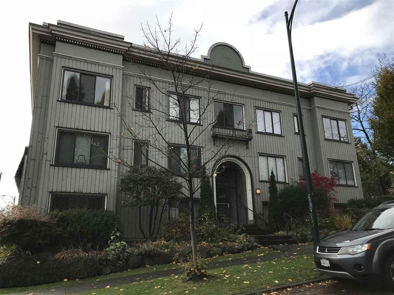 """Main Photo: 102 1004 WOLFE Avenue in Vancouver: Shaughnessy Condo for sale in """"ALVARADO"""" (Vancouver West)  : MLS®# R2266813"""