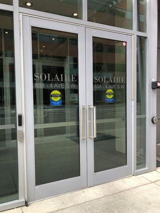 Photo 3: 1406 888 4 Avenue SW in Calgary: Downtown Commercial Core Apartment for sale : MLS®# A1102386