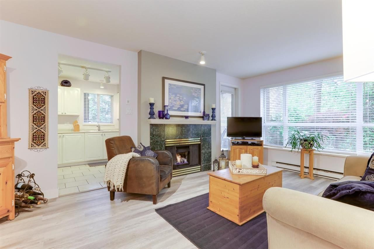 """Main Photo: 110 2558 PARKVIEW Lane in Port Coquitlam: Central Pt Coquitlam Condo for sale in """"THE CRESCENT"""" : MLS®# R2578828"""