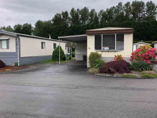 """Photo 1: 36 2270 196 Street in Langley: Brookswood Langley Manufactured Home for sale in """"Pine Ridge Park"""" : MLS®# R2373057"""