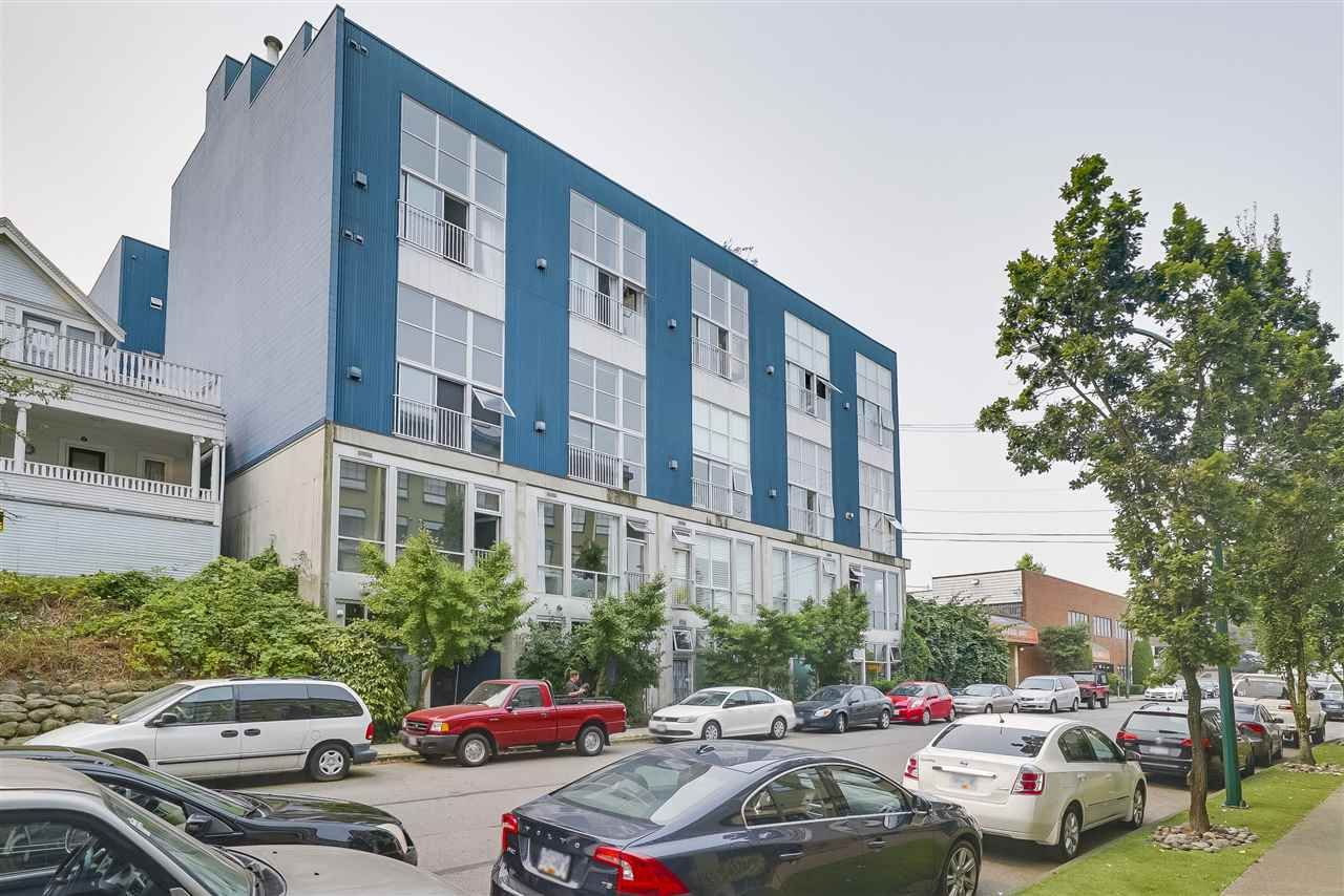 Main Photo: 509 228 E 4TH AVENUE in Vancouver: Mount Pleasant VE Condo for sale (Vancouver East)  : MLS®# R2195333